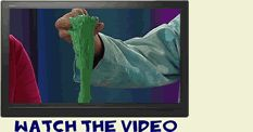 How To Make Your Own Slime:  Ingredients are glue, liquid starch, water and food coloring. Lots of other tutorials and experiments on this website.
