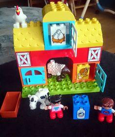 Testimony1990 - Beauty, Boxen, Food, Familie und Produkttests: Lego Duplo Bauernhof