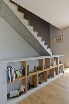 Garde-corps bibliothèque - CPL Architecture