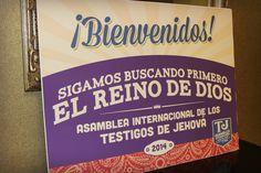2014 International Convention Arlington Texas.