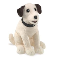 The Full Body White Terrier Puppet by Folkmanis Puppets is waiting for you to bring it to life. Your sense of humor & imagination are just what this plush white terrier puppet needs! Teddy Bear Cartoon, Teddy Bears, Paddington Bear, Raining Cats And Dogs, White Terrier, White Bodies, Bear Art, Pooh Bear, Terrier Dogs