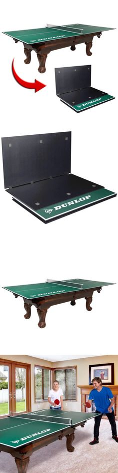 Tables 97075: Ping Pong Table Tennis Conversion Top Outdoor Kid Indoor  Folding Sports 4 Piece