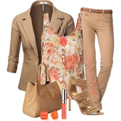 Casual Wednesday, created by arjanadesign on Polyvore