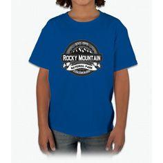 Rocky Mountain Ansel Adam Young T-Shirt