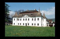 Slovakia, Bešeňová - Manor-house