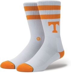 fa677b644fe1 Stance Tennessee Volunteers Logo Socks