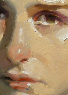 """Down"" (close-up), John Larriva art"