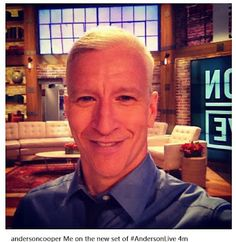 All Things Anderson: Anderson Cooper Tuesday 8/21/12