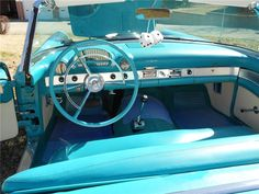 1956 FORD THUNDERBIRD Lot 662.1   Barrett-Jackson Auction Company