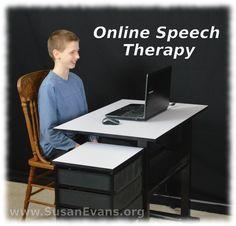 Online Speech Therapy - http://susanevans.org/blog/online-speech-therapy/