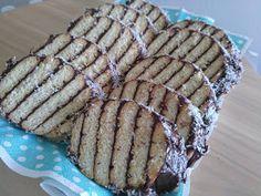 Mariannkonyha: Albert kekszes süti Tiramisu, Muffin, Make Up, Breakfast, Food, Ina Garten, Maquillaje, Breakfast Cafe, Muffins