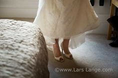 The only time you may see these shoes,  Lars Lange Photography