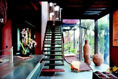 REAL HOME: Bushfire house – Grand Designs Australia - Complete Home. Interior Architecture, Interior And Exterior, Interior Design, Scandinavian Architecture, Beautiful Architecture, Interior Decorating, Grand Designs Australia, Loft, Ideas