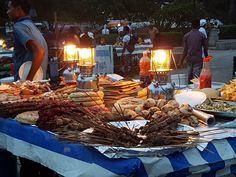 Forodhani Food Market (5 minutes, nightly 5-9pm) Stone Town, Garden Stones, Archipelago, Pulled Pork, Trip Advisor, Ethnic Recipes, Food, Pull Pork, Meal