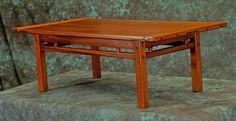 Greene & Greene Coffee Table - Darrell Peart