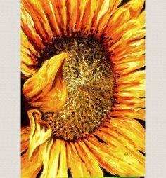 Original oil by healingpowerofcolors on Etsy, $130.00