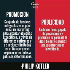 #VitalSmartMkt Publicidad vs Promocion