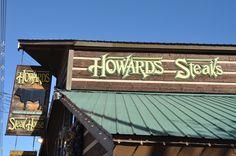 Howards Steakhouse in Gatlinburg