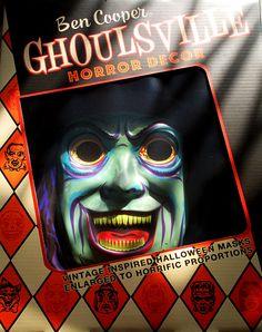London After Midnight Lon Cheney Ripper Jumbo Mask 2492 | Flickr