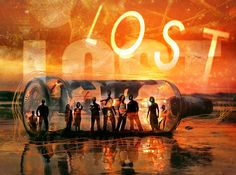 LOST fan art - loved this show. Serie Lost, Lost Tv Show, Josh Holloway, Fans, In Another Life, Losing Everything, Lost Love, Fan Art, Lost & Found
