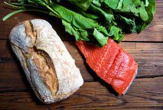 Nothing beats Fresh Copper River Sockeye Salmon