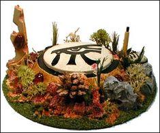 Décor d'artefact Eldar pour Warhammer 40,000