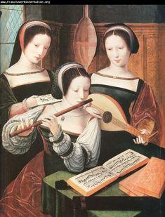 16th century music making