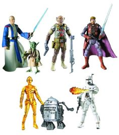 Star Wars: Ralph McQuarrie Concept Collection Action Figu...