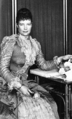 Empress Marie Feodorovna of Russia