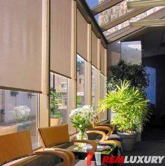 Đổi mới không gian làm việc với mẫu rèm văn phòng đẹp, giá rẻ. | Rèm luxury