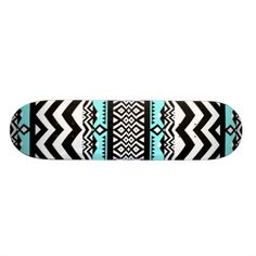 Mix #434 - Aztec Skateboard