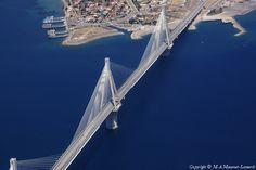 Photo aérienne de Rio - Grèce (Greece)