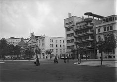 Antigo Hotel Victória. Na actualidade departamento do P.C.P.