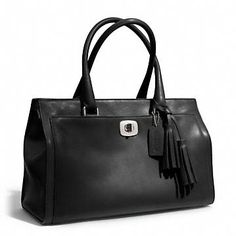 Coach :: LEGACY CHELSEA CARRYALL IN LEATHER