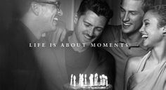 """""""Photographs are truly magical when they enable moments that cannot be seen with one's eyes to be captured"""" - Peter Lindbergh.   We're proud to announce that Peter Lindbergh is the talented eye behind our beautiful new film. Watch it for the first time here. #celebratemoments"""