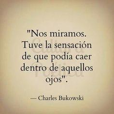 Charles Bukowski, amor, frases, realismo sucio