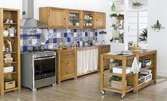 Tok&Stok brut Transforme a cozinha em uma verdadeira área gastronômica.