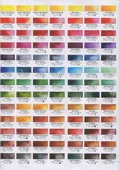 Daniel Smith - Extra Fine Watercolors