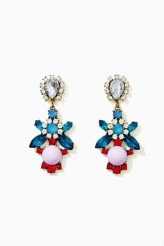 Castilla Earrings | Shop Lookbooks at Nasty Gal