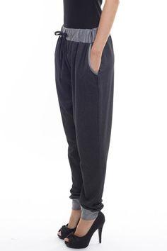FREDERIKKE BUKSER sweatpants. http://www.cremefraiche.dk/