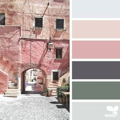 today's inspiration image for { wanderlust hues } is by @m_vet ... thank you, Martina, for another incredible #SeedsColor image share!