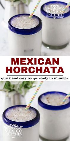 What Is Horchata, Horchata Drink, Mexican Horchata, Homemade Horchata, Real Mexican Food, Mexican Style, Agua Fresca Recipe, Cinnamon Drink, Recipes