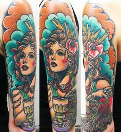 Tattoo by Bartosz Panas | Tattoo No. 6997