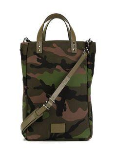 Valentino Garavani camouflage shopper tote