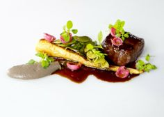 Luxury Restaurant in South Africa: The Roundhouse, Cape Town