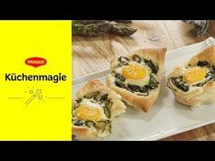 Grüne Nester mit Ei  I MAGGI Küchenmagie - YouTube