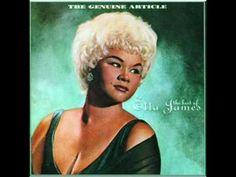 I'd Rather Be Blind - Etta James