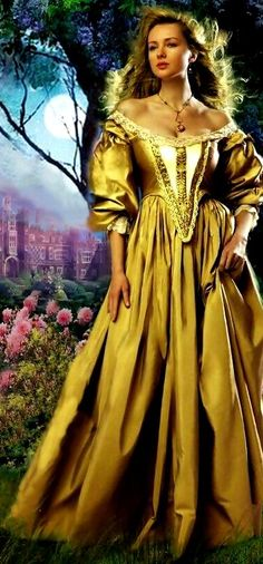 Serena by Bertrice Small Romance Novel Covers, Romance Art, Fantasy Romance, Photo Glamour, Stunning Dresses, Nice Dresses, Book Cover Art, Book Covers, Historical Romance
