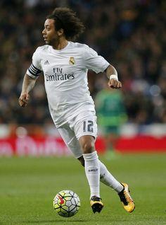 Real Madrid Football Club, Football Love, Marcelo Real, Liga Soccer, Football Images, Wayne Rooney, Soccer News, Best Club, Best Player
