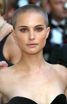 14 Female Celebrities Who Sported Buzz Cuts